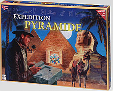 Expedition Pyramide